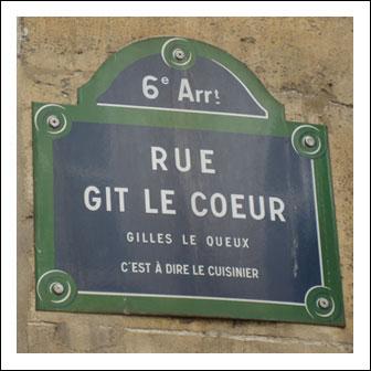 Rue Git Le Coeur